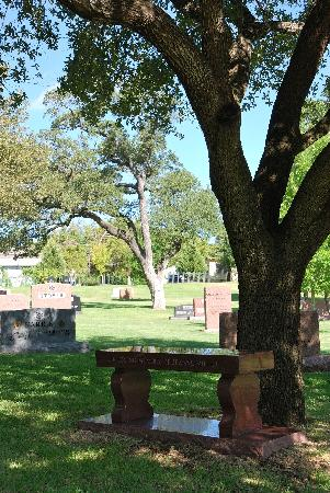 Texas State Cemetery: Resting Place