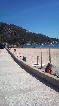 Galicia, España: Ezaro Beach