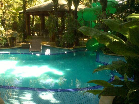 Hotel Beira Rio Palace : Ein kleiner, toller Swimming Pool, den haben wir fast übersehen!