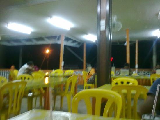 Aima Grill Fish Restaurant: interno ristorante