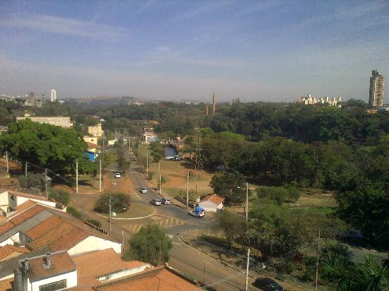 Piracicaba, SP: Blick vom 6. Stock