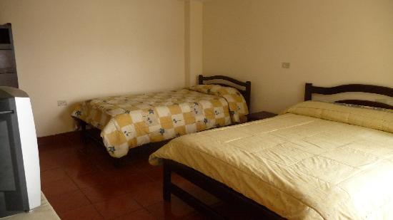 Hotel el Belen: room