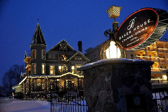 Baker House Hotel: Seasonally Spectacular
