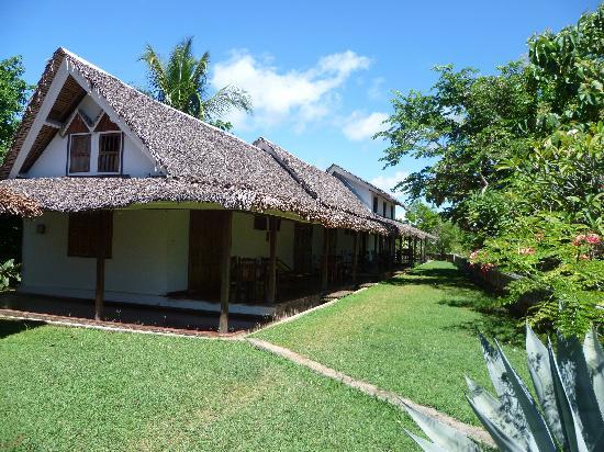 Le Belvedere: Les bungalows