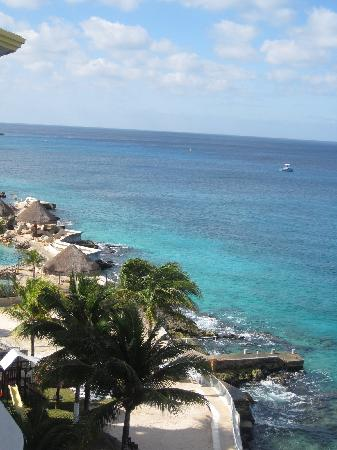 Cozumel Palace: View from the room