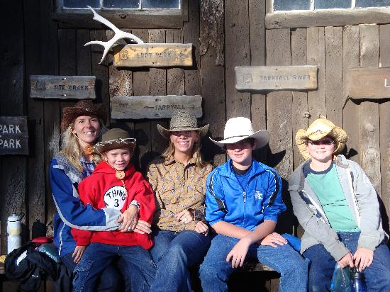 Tarryall River Ranch - TEMPORARILY CLOSED: Eagerly awaiting our first ride!!