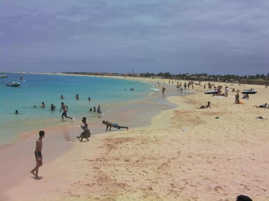 Melia Tortuga Beach Resort & Spa: Beach at Santa Maria