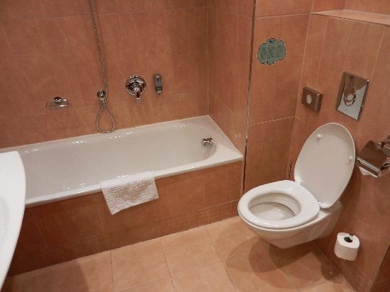 ea hotel sonata bagno senza bidet 410