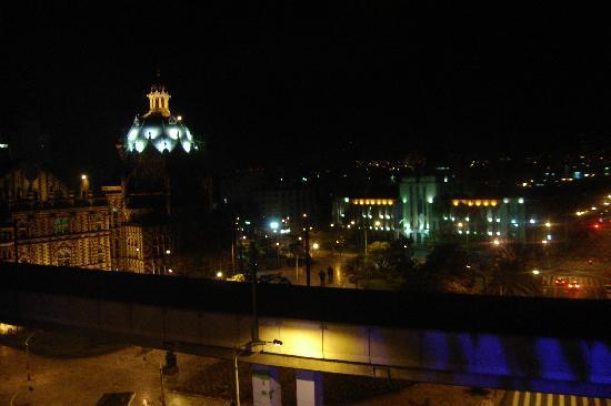 Hotel Nutibara: Vista desde habitación del Hotel