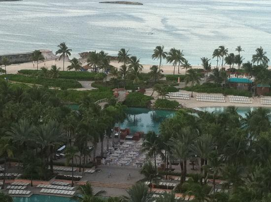 Atlantis, Royal Towers, Autograph Collection: View from our room