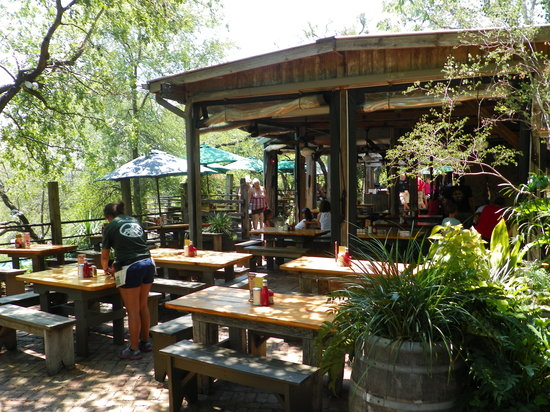 Gristmill Outdoor Dining
