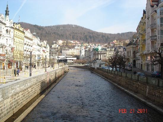 Hotel Romance Puskin: Karlovy Vary