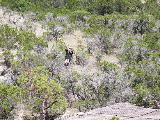 "Wimberley Zipline Adventures: ""IN THE AIR"""