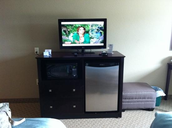 Days Inn Palm Coast: tv in room
