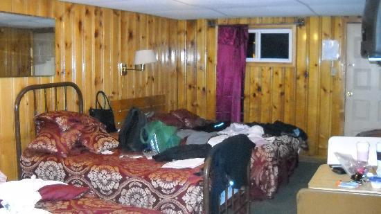 Leadville, Kolorado: The many beds