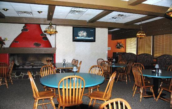 Quality Inn Wausau: Breakfast Room