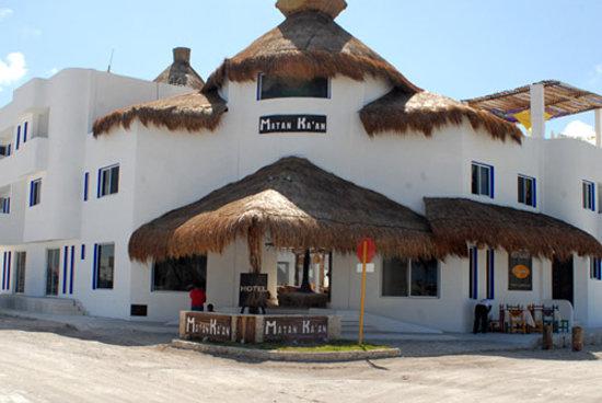 Koox Matan Ka'an Hotel: Hotel Matan Ka'an