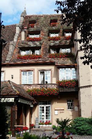 Hostellerie de la Pommeraie : The hotel
