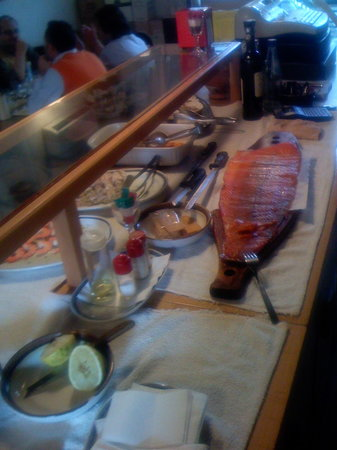 Mirano, Italia: food