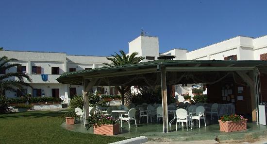 Residence Club Barbara: Un'altra del gazebo
