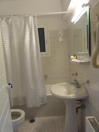 Palmyra Beach Hotel : Bathroom