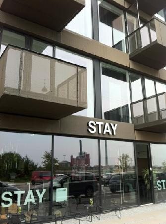 STAY Copenhagen : reception