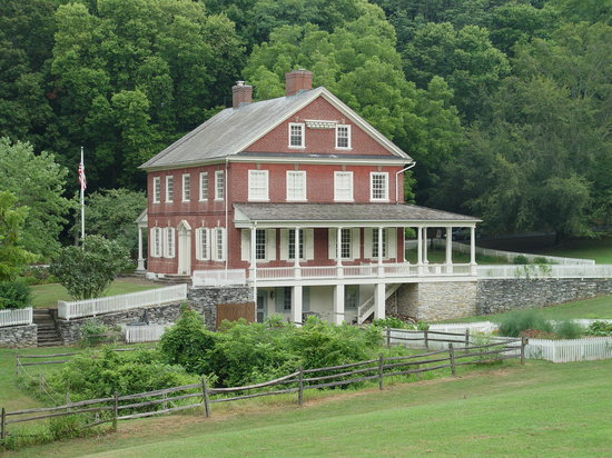 Lancaster, Pennsylvania:: Rock Ford Plantation