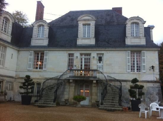 Chateau de Beaulieu: photo du château