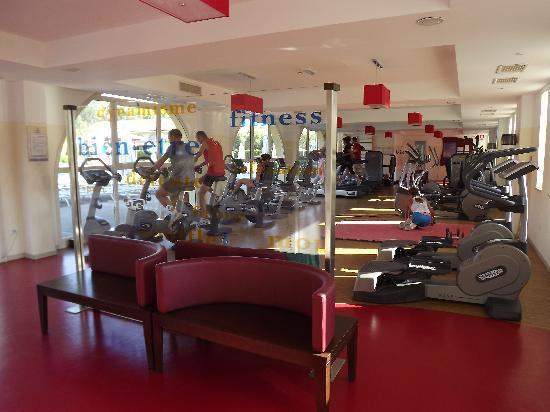 Club Med Napitia : Salle de Fitness
