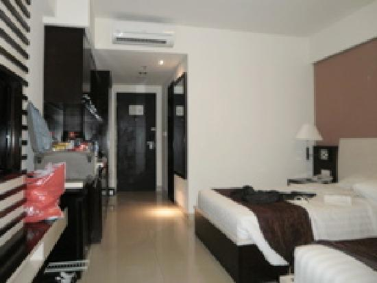 Aston Kuta Hotel & Residence: Superior Twin room