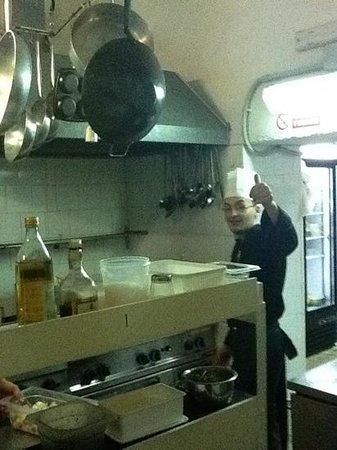 la locanda del mirto: chef