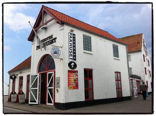 Seafood Restaurants in Bronderslev