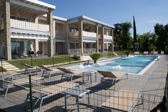 La Giolosa Wellness Resort : Resort overdag