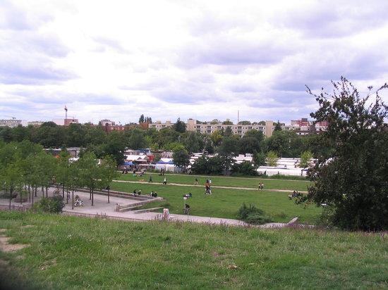 Mauerpark: mauer park