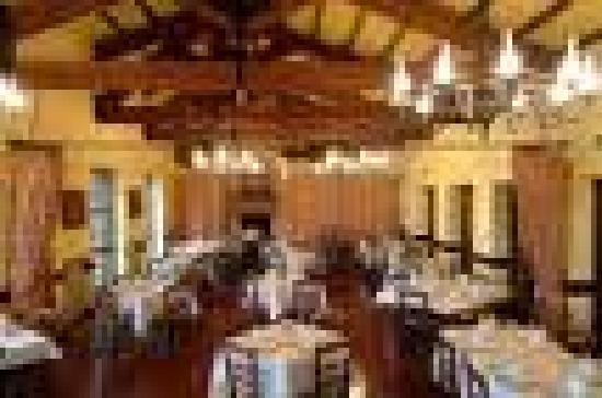Locanda di Carsulae: Interno ristorante