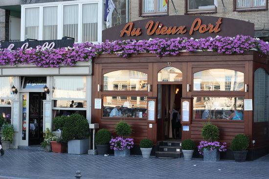 Au vieux port oostende restaurantbeoordelingen - Au vieux port restaurant marseille ...