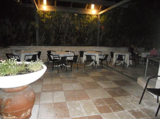 Villa delle Rose: Terrasse