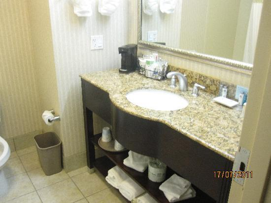 Hampton Inn & Suites Farmington: Farmington