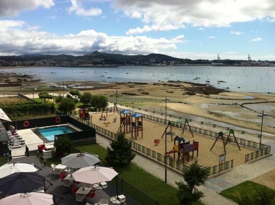 Hotel Carril: vistas desde habitación