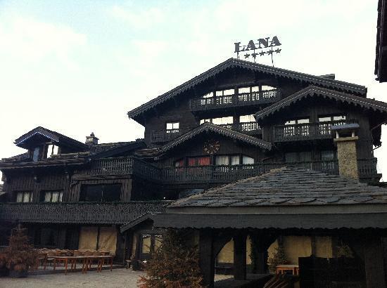 Hotel Le Lana : lana
