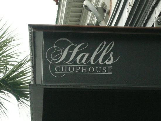 Halls Chophouse