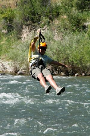 Montana Whitewater Raft Company: It's a great ride!