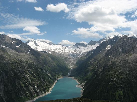 Mayrhofen, Austria: Schlegeisspeicher
