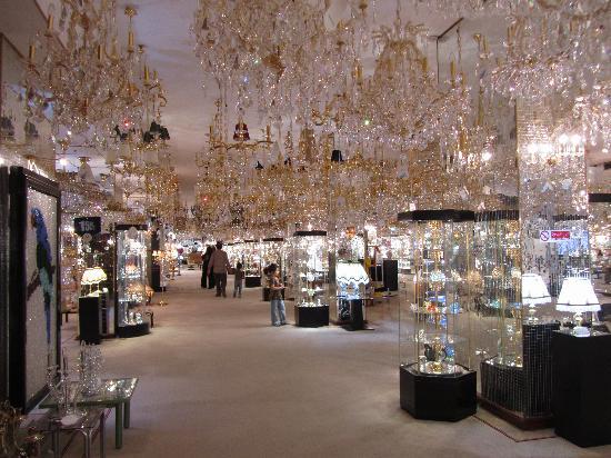 Shubra Al Khaymah, Egipto: Showroom
