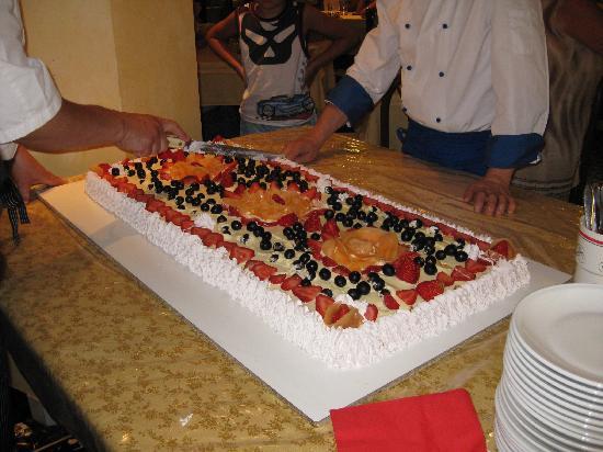 Hotel Ettoral: Dessert