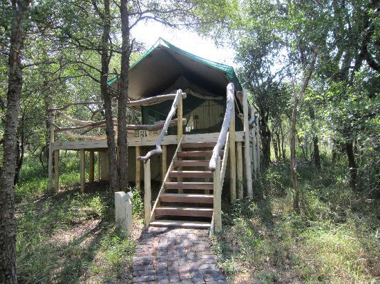 Kapama Karula: The Luxury Tent