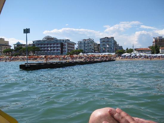 Hotel Ettoral: Strand
