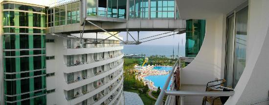 Miracle Resort Hotel: room view