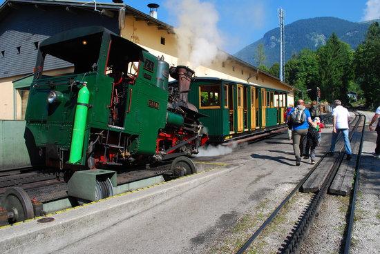 Schafberg Cog Railway (Schafbergbahn)