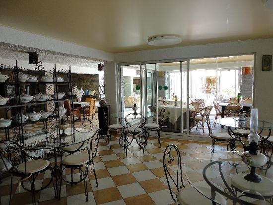 Levolle Marine Hotel Et Residence : Partie intérieure